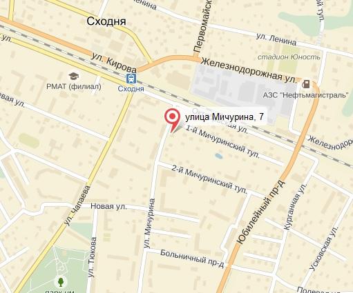 Г московский энергосбыт схема проезда